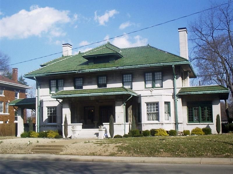 Wertz House (808 S Kentucky)